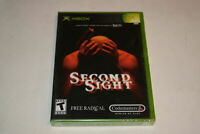 Second Sight Microsoft Xbox Video Game New Sealed