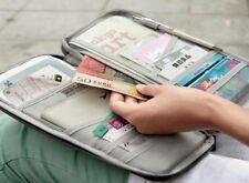 Porta documenti da viaggio - Organizer per documenti e passaporto