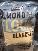 Kirkland Signature California Superfine Blanched Almond Flour 3 lb