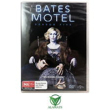 Bates Motel Season 5 (DVD) Vera Farmiga - Freddie Highmore - Drama - Mystery