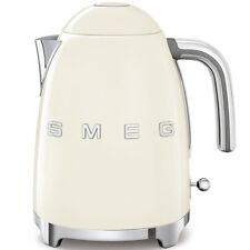 Smeg KLF03CRUK Cream 50's Retro Style Kettle With Limescale Filter - 3000 Watt