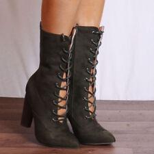8a12f353d529 Green Boots for Women
