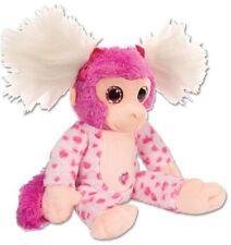 Affe pink 30 cm Sweet &  Sassy Kuscheltier Plüschtier Wild Republic 10050