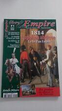 GLOIRE ET EMPIRE N° 4 / 1814 NAPOLÉON ABDIQUE - TRES BON ETAT