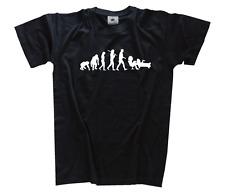 Estándar Edición Plata psicoterapeuta PSYCHO psicóloga evolución Camiseta S-xxxl