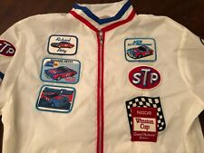 Vintage, Custom-Made early-1980s Richard Petty Jacket with Rare Patches