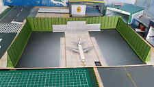Airport Engine Test Bay / Blast Pad 1/400