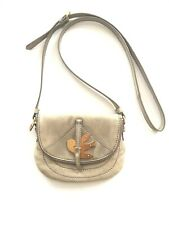 {PRE}Loved Marc Jacobs Petal to the Metal Tan Leather Crossbody/Shoulder Bag