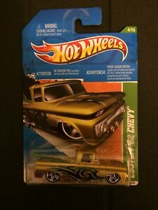 Hot Wheels Treasure Hunt Custom 62 Chevy