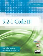 `3-2-1 Code It! by Michelle A. Green (2011, Paperback)