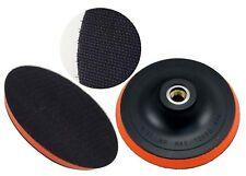 Plato para Lijadora / Amoladora 125mm. Velcro M14