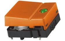 1 x Omron Orange Button Tactile Switch B3J-4200, SPST-NO 0.05 A@ 24V dc 6.8mm