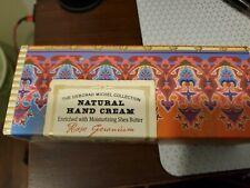 Deborah Michel Collection Natural Hand Cream Wild Rose Geranium 2.1 oz England