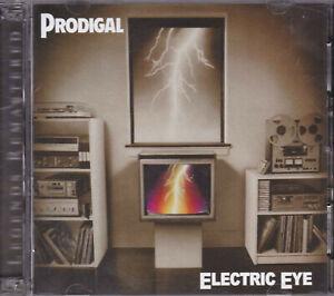Prodigal - Electric Eye / Top US AOR Christian Rock Doppel CD US Imp. 2018 Rar!