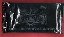 2019 Topps WWE Road WrestleMania Auto/Relic/Kiss HOT PACK Ronda Rousey?Bliss?.