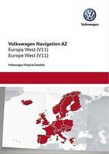 Volkswagen VW SD RNS 315 Europa Europe Golf V VI 5 6 Passat CC B6 B7 3C V11 2019