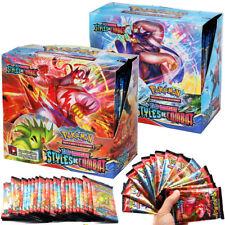 360PCS Pokemon Sword &Shield Vivid Voltage Booster Box 36 Packs SEALED IN STOCK
