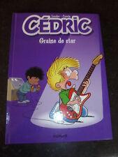 Laudec / Cauvin - Cédric 26 - Graine de star - Dupuis