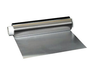 4 Rollen Alufolie Aluminiumfolie 45cm x 135m 11my für Lebensmittel geeignet