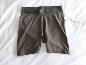 Skins - Womens DNAmic Compression Shorts - BNWT - Size S - Utility-RRP £39.99