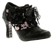 Joe Browns Couture hermione womens ladies heels court shoes black
