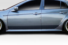 04-08 Acura TL Aspec Duraflex Side Skirts Body Kit!!! 114498