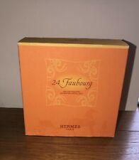 Hermes Paris - 24 Faubourg EDT Perfume Spray 100ml - BNIB Box Slight Damage New
