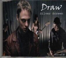 (CF876) Draw, Silver Screen - 2002 DJ CD