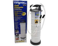 Mityvac MV7400 MANUAL FLUID EVACUATOR 1.9 GALLON ,7.3 LITER CAPACITY