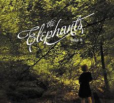 THE ELEPHANTS - TAKE IT! * (NEW CD)