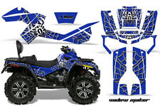 Can-Am Outlander Max ATV Graphic Kit 500/800 AMR Decal Sticker Part WIDOW BL