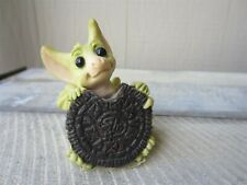 Whimsical World Of Pocket Dragons By Real Musgrave 1994 My Big Cookie