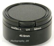 40.5mm Lens Hood + UV Filter 52mm + Front Cap for a Telephoto Lens 40.5mm Thread