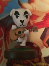 Nintendo Animal Crossing Series K.K. KK Slider Amiibo Figure 3DS Switch DOG RARE