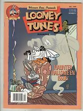 Looney Tunes December 1990 FN Bugs Bunny Poster