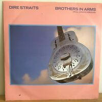"""DIRE  STRAITS   12""""     SINGLE ,    BROTHERS  IN  ARMS"""