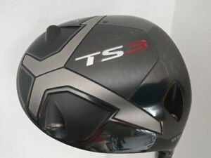 Titleist TS3 Driver 9.5* (HZRDUS Smoke Black 60, Regular 5.5) Golf Club