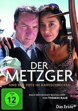 DER METZGER und & DER TOTE IM HAIFISCHBECKEN Robert Palfrader  Dorka Gryllus DVD