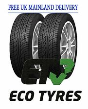 2X Tyres 275 55 R17 109V House Brand SUV E B 75dB