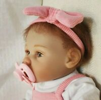 """Life like reborn 16"""" Anatomically Correct Baby Girl New in Box ships from US"""