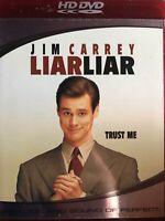 HD DVD - LIAR LIAR - MENTEUR MENTEUR - JIM CARREY