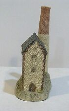 Cornish Tin Mine By David Winter