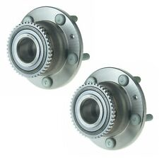 Pair Set 2 Rear Moog Wheel Bearing Hub Assy Kit for Ford Fusion Lincoln MKZ FWD