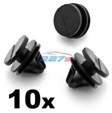 10x porta esterna, Davanzale & Passaruota stampaggio tagliare clip-LAND ROVER dyc500110