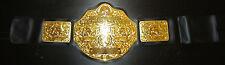 WWE World Heavyweight Championship Belt Replica OFFICIAL RETIRED TITLE