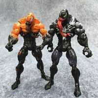 "2003 Lizard 2/"" PVC Plastic Action Figure on Stand Spider-Man Spiderman Villain"