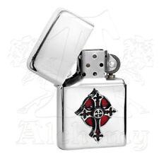 ALCHEMY GOTHIC Lighter Zippo Accendino Noctis Cross OFFICIAL MERCHANDISE