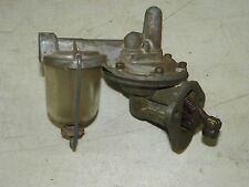 1935-1948  Ford LIncoln/Mercury 8cyl  REBUILT AC FUEL PUMP
