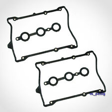2pcs Valve Cover Engine Gasket Kit For VW Passat Audi A4 S4 V6 2.8 2.7 078198025