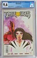 White Tiger #2 David Mack Cover Marvel Comics 2007 CGC 9.6